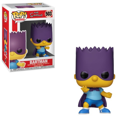 #503 - Bartman (Simpsons)