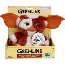 Gremlins: Dancing Gizmo Plush Doll w/ sound