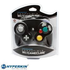 (Hyperkin) Cirka Black Wii/Gamecube Controller - Wired