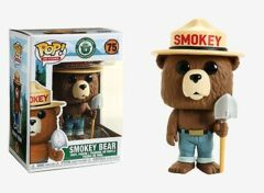 #75 - Smokey Bear (Forest Fire Prevention)