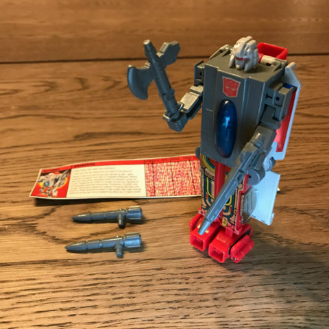 Broadside - Transformers (G1)