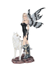 Black Fairy / Wolf - 92016
