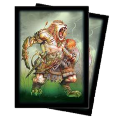 Lion - Darkside of Oz (Ultra Pro) - Standard Sleeves