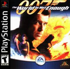 007 World is not Enough