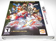 Project X Zone Limited Ed