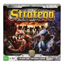 Stratego Scifi The Classic Game of Battlefield Strategy