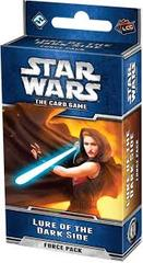 Lure of the Dark Side - Force Pack (Star Wars) - The Card Game