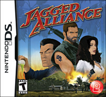 Jagged Alliance DS