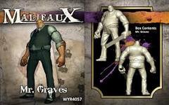 Malifaux: Mr. Graves
