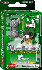 Killer Bunnies and the Ultimate Odyssey: Burn Baby Burn Crops Expansion Deck