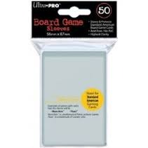 Ultra Pro Board Game Sleeves 56 x 87 mm