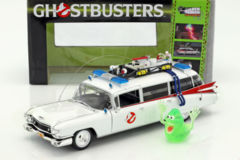 Ecto - 1 -  1959 Cadillac (Ghostbusters) - Tomy 1:18