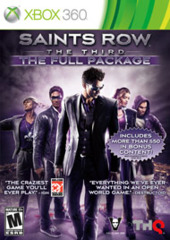 Saints Row - The Third - The Full Package (Xbox 360)