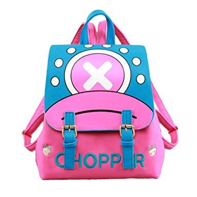 Pink - Teal - OP Chopper (Backpack Purse)