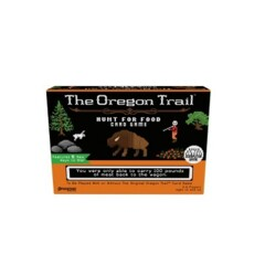 The Oregon Trail - Hunt For Food Card Game
