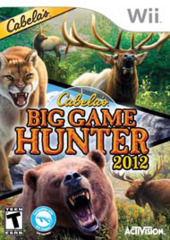 Big Game Hunter 2012, Cabela