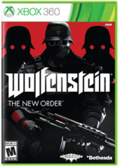 Wolfenstein - The New Order (Xbox 360)