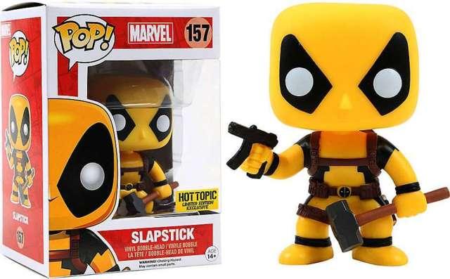 #157 - Slapstick (Marvel) Hot Topic Exclusive
