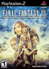 Final Fantasy - XII (Playstation 2)