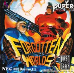 Forgotten Worlds (Super CD)