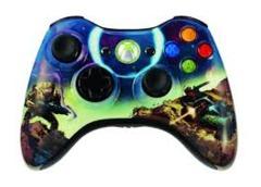 Xbox 360 Wireless Controller Halo 3 Spartan Edition