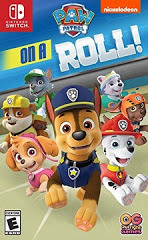 Paw Patrol On a Roll (Nintendo Switch)
