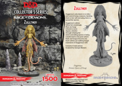 D&D Collector's Series - Rage of Demons - Zuggtmoy