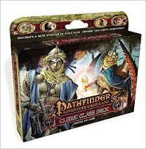 Pathfinder Adventure (Card Game) - Cleric Class Deck