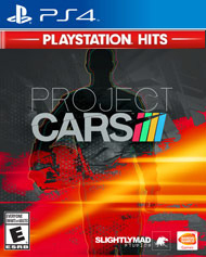 PS4 Greatest Hits - Project Cars