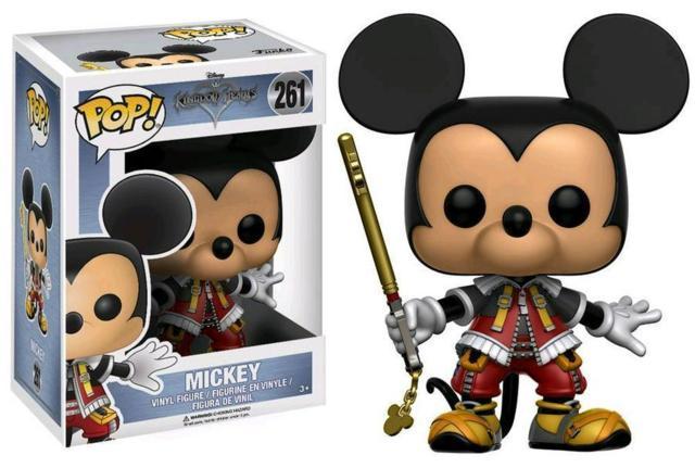 #261 - Mickey (Kingdom Hearts)