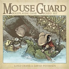 Mouse Guard Roleplaying Game Boxed Set