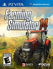 Farming Simulator 14 (PS Vita)