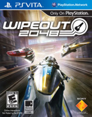 Wipeout 2048 Wipe Out