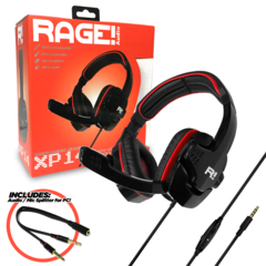 (Old Skool) RAGE! XP14 STEREO GAMING HEADSET