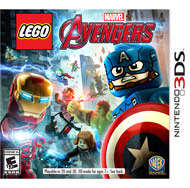 Lego - The Avengers (Nintendo 3DS)