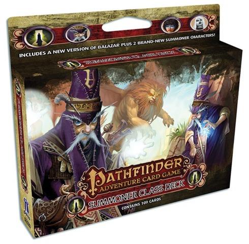 Pathfinder Adventure (Card Game) - Summoner Class Deck