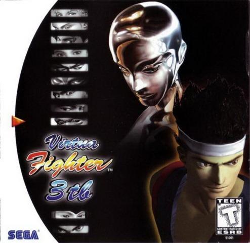 Virtua Fighter 3tb