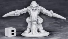 Dwarf Royal Weaponmaster (Dark Heaven Bones) -  77574