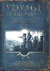 Voyage of the Beagle Expansion For Robinson Crusoe