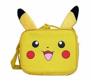 Pikachu (Pokemon) - Lunch Box - Apparel » Backpacks - Wii Play Games fd44aea489