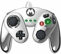 PDP Wired Fight Pad - Wii U/Wii