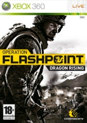 Operation Flashpoint - Dragon Rising (Xbox 360)