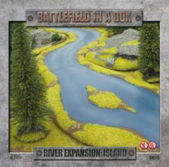 Battlefield in a Box: River Expansion: Island