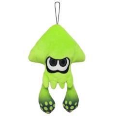 Green Inkling Squid (Splatoon)
