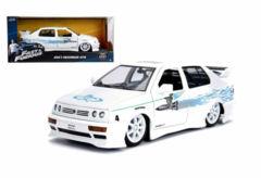 Jesse's Volkswagen Jetta (Fast & Furious) - Jada 1:24
