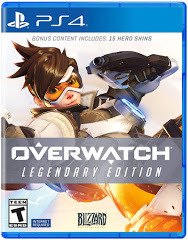 Overwatch Legendary Edition - Disc (PS4)