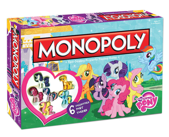 Monopoly - My Little Pony