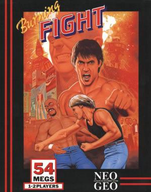 Burning Fight
