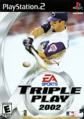 Triple Play 2002 (Playstation 2)