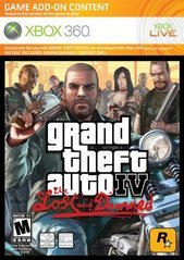 Grand Theft Auto - IV: Lost And Damned (Xbox 360)